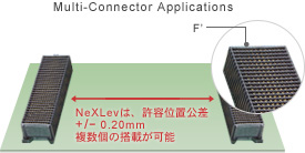 Multi-Connector Applications